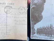 Une carte postale d'un héros du débarquement en Normandie reçue près de 78 ans plus tard