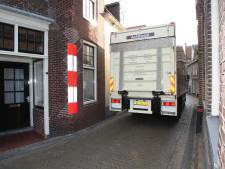 Vrachtwagenverbod Blokzijl werpt vruchten af: 'Nu moeten de lokale jongens zich er nog aan houden'