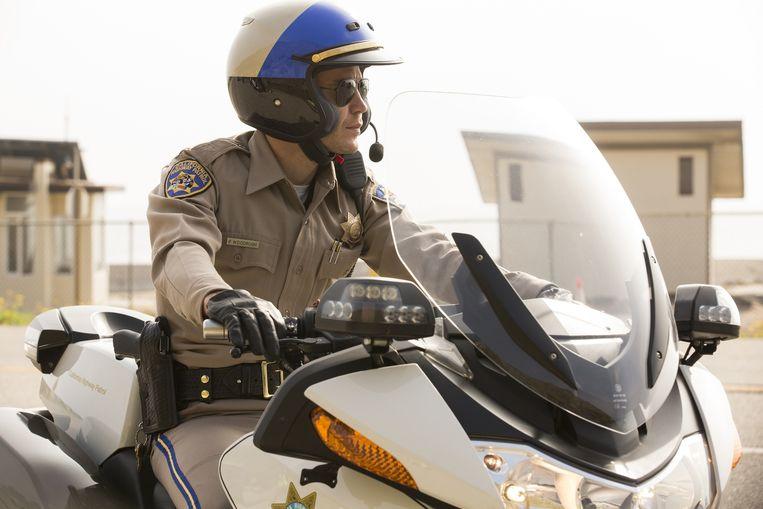 Paul Woodrugh, een rol van Taylor Kitsch Beeld HBO
