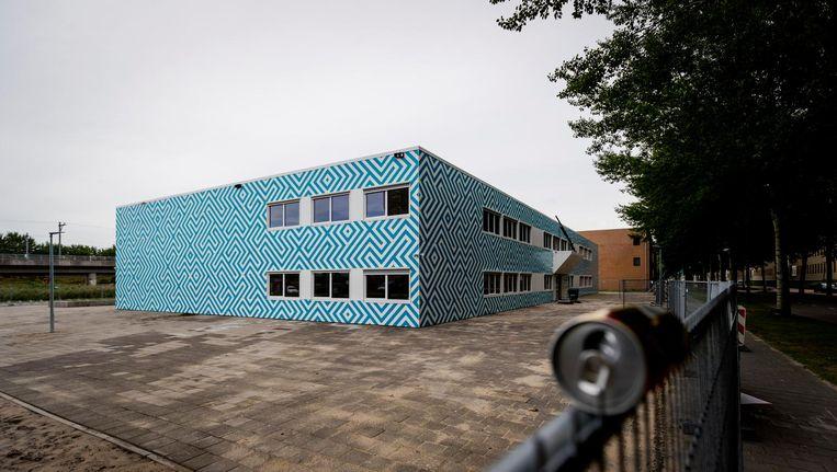 De islamitische middelbare school Cornelius Haga Lyceum van de Stichting Islamitisch Onderwijs (SIO). Beeld anp