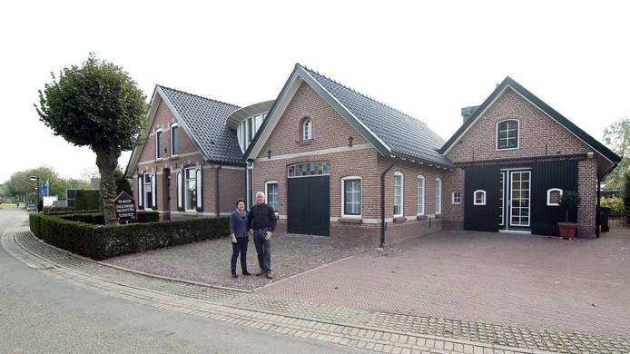 Huis te koop zee van ruimte in smederij van opa for Vakantiewoning achterhoek te koop