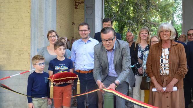 """Vernieuwd Abdijpark na anderhalf jaar weer open: """"Speelse ontmoetingsplaats voor jong en oud met aandacht voor erfgoedwaarde"""""""