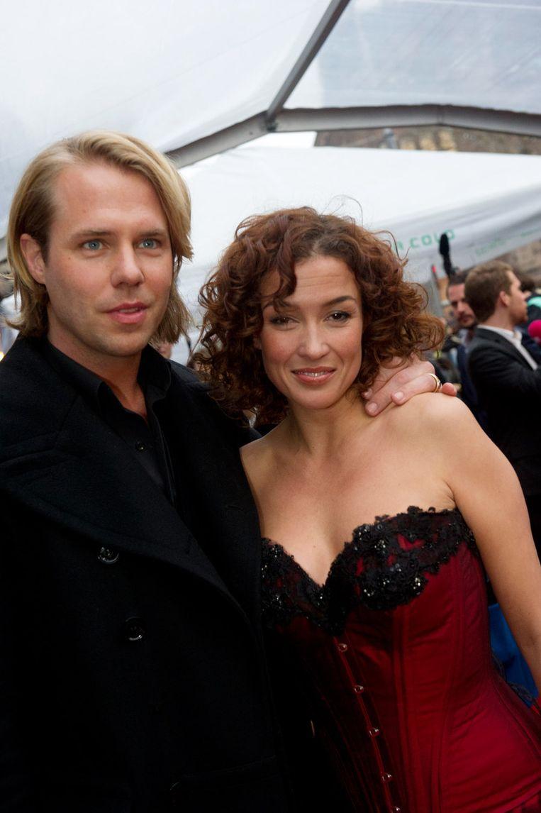 Thijs Römer en Katja Schuurman Beeld