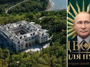 """Navalny montre les images du """"plus cher palais au monde et le plus grand secret de Poutine"""""""