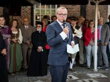 Michael Sijbom wordt burgemeester van Tubbergen... maar wel als toneelspeler
