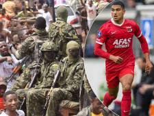AZ-speler Aboukhlal getuige van staatsgreep: 'Ik lag in bed toen ik schoten hoorde'