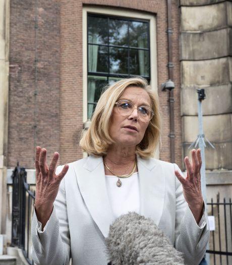 Kaag spreekt bij rechtszaak tegen haar bedreiger: 'Ik ben angstiger dan ik ooit ben geweest'