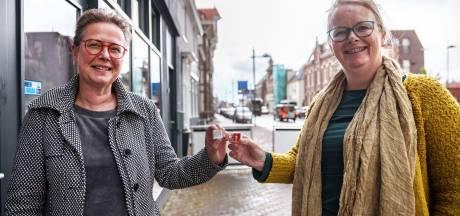 Kleine Mensjes maken van Koepelstadje Oudenbosch een kubusstadje
