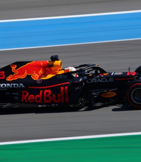 Hamilton heeft 100ste pole binnen, Verstappen op cruciale eerste startrij