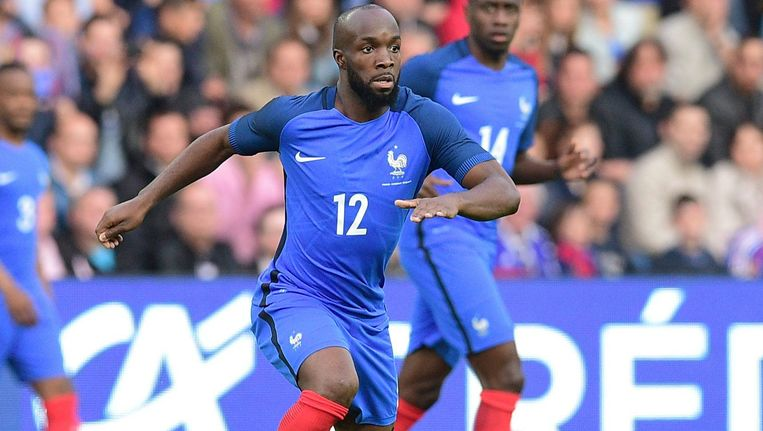 Lassana Diarra. Beeld Photo News