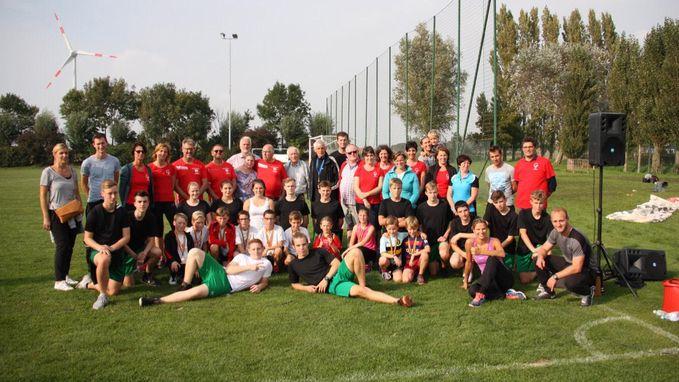 Scholenveldloop is immens succes met 750 deelnemers