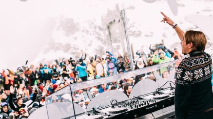Een lawine aan grote namen: Tomorrowland Winter maakt indrukwekkende line-up bekend