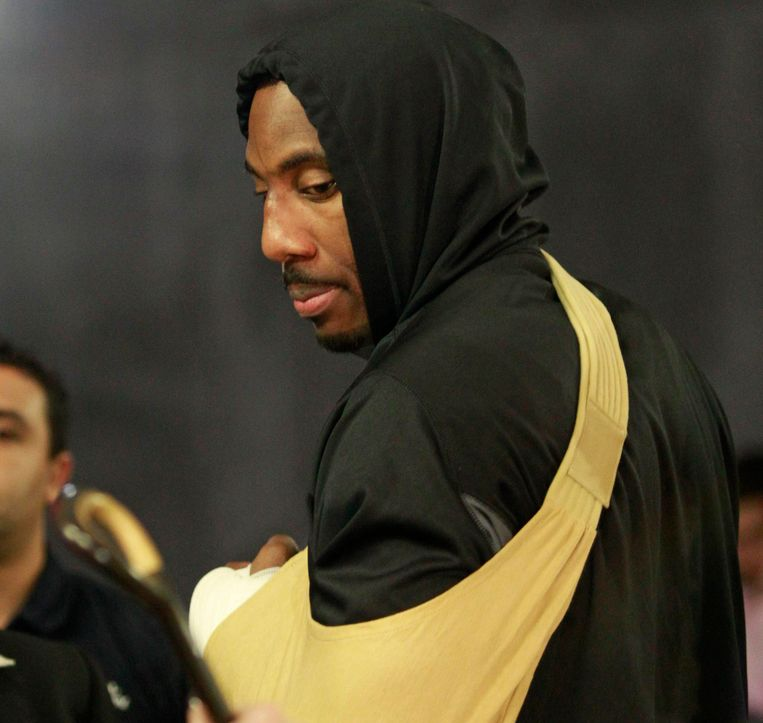 Amare Stoudemire. Beeld reuters