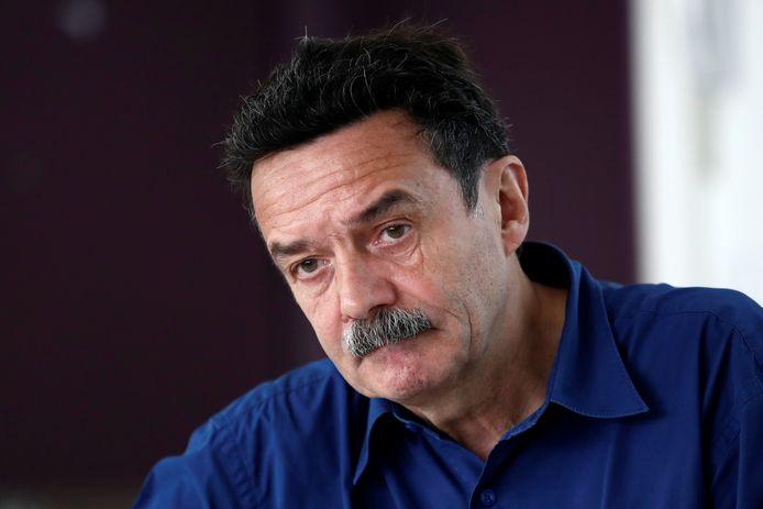 Edwy Plenel, cofondateur du site d'investigation Mediapart.