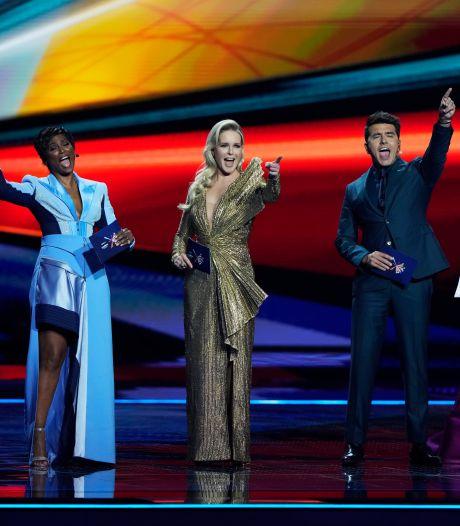 TextielMuseum toont Nederlandse outfits Eurovisie Songfestival