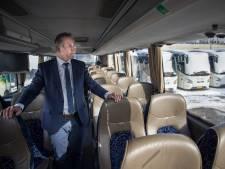 'Touringcarbedrijven pas in 2023 hersteld van coronaklap'