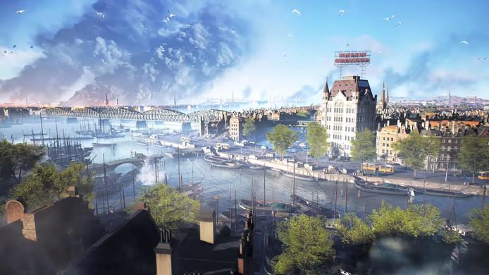 Battlefield V Met Hoofdrol Voor Rotterdam Vandaag
