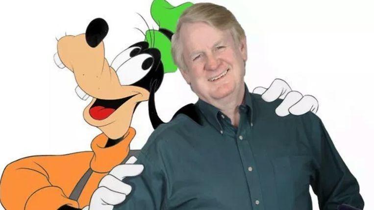 Bill Farmer is Goofy.