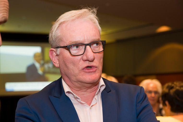 Pol Van Den Driessche werkt als communicatie- en diplomatiek adviseur voor Jan Jambon (N-VA). Beeld Simon Mouton Photo News