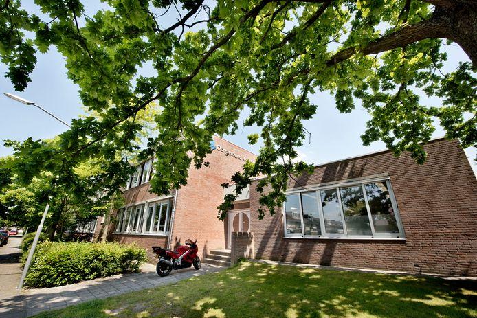 De vestiging van het Dongemond College in Made.