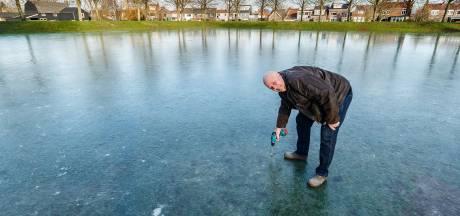 Fans van natuurijs in Etten-Leur en gemeente Moerdijk moeten voorlopig nog geduld hebben
