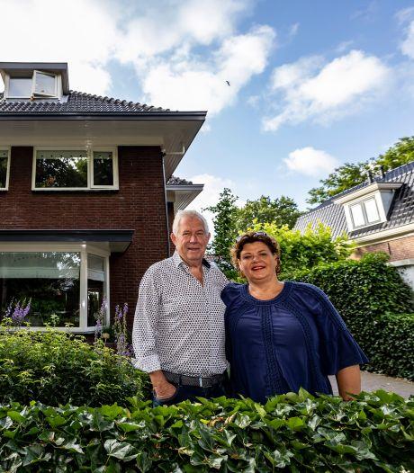 Kinderen van Fred en Douty zijn uitgevlogen dus wordt hun vrijstaande villa verkocht: 'Ideaal voor feestjes'
