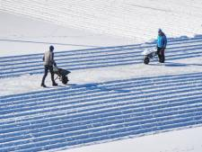 Opening ijsbaan in Goor onzeker