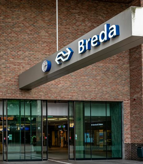 Beschonken man (48) dreigt treinpersoneel te willen neersteken in Breda