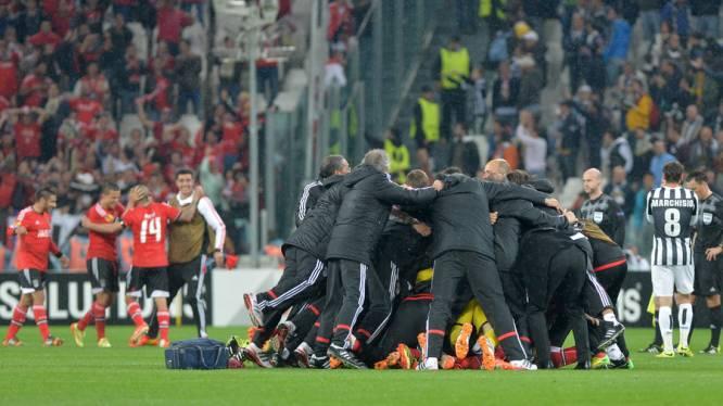 Scoreloze remise levert Benfica nieuwe finale op