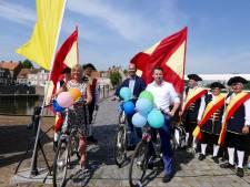 Zuiderwaterlinie is heel goed met de fiets vanuit Heusden te verkennen