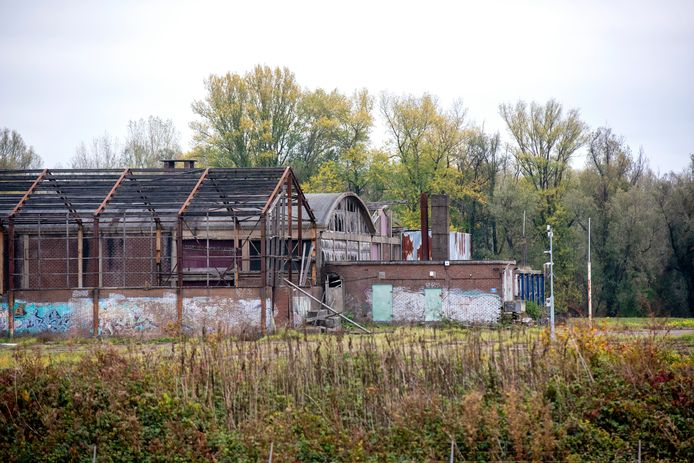 Steenfabriek De Groot in Velp.