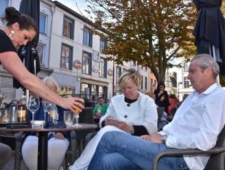 3.000 vierkante meter terrassen komend weekend in Menen: Muzikanten zorgen voor sfeer