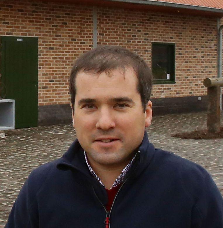 Koetsier Mathias Wentein.