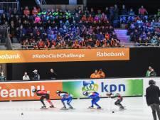 Medeorganisator WK Shorttrack: 'Er is geen publiek bij, maar het gaat er echt geweldig uit zien'