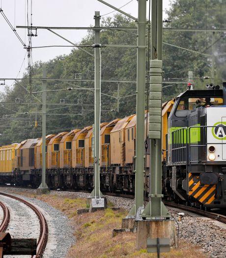Minder goederenvervoer per spoor en daardoor ook minder geluidsoverlast voor veel Oldenzalers
