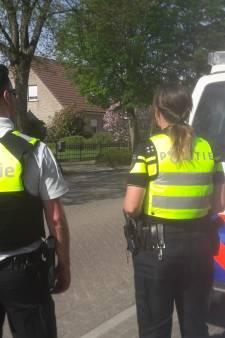 Bekende inbrekers en auto vol hennepknippers gepakt bij grote politiecontrole grensgebied