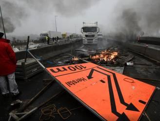 Vakbondsleden veroordeeld omdat ze E40 blokkeerden, met mogelijk dood van Deense toerist tot gevolg