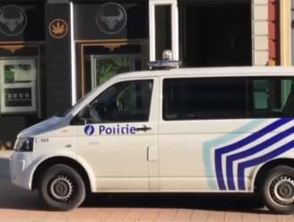 Eerste cannabisshop van Vlaanderen opent deuren en politie neemt meteen alles in beslag