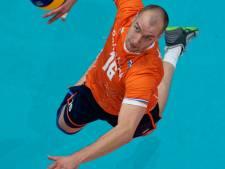 Pittige tijden voor Twentse volleybalinternational Ter Maat in Ankara