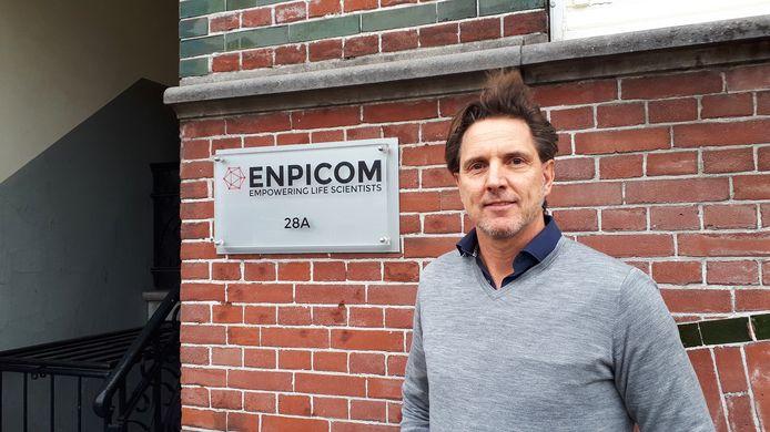 Jos Lunenburg, directeur van ENPICOM