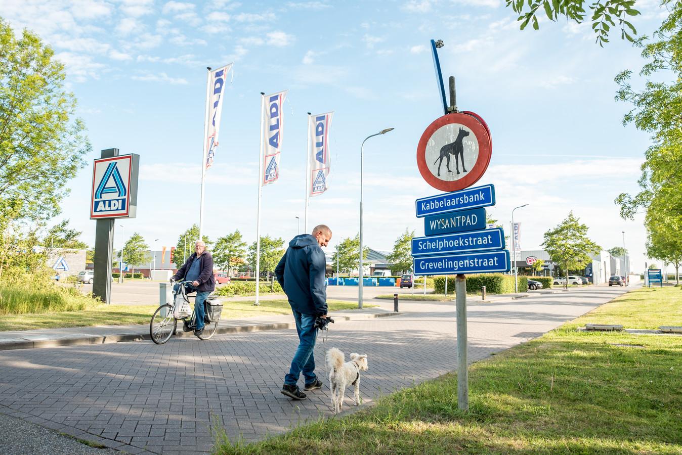 De gemeente wil de Grevelingenstraat in Zierikzee doortrekken en aansluiten op de N59.