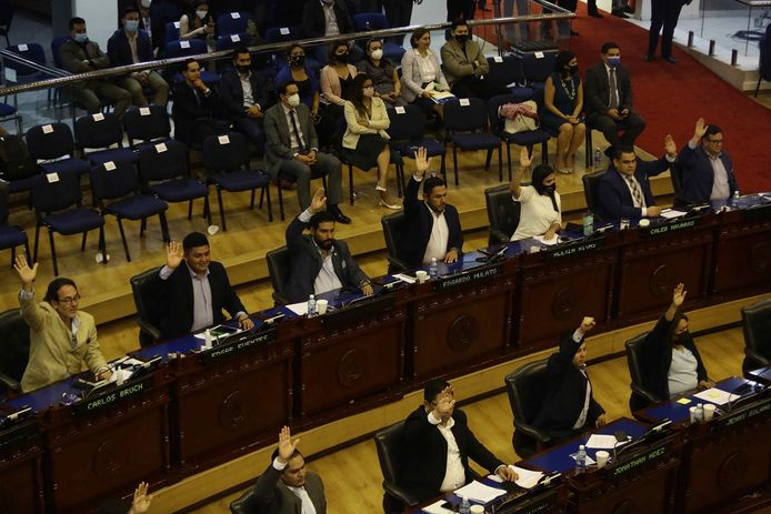 Het Congres van El Salvador keurt de wet omtrent de bitcoin goed.