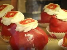 FC Twente-bollen bij de bakker: Enschede leeft toe naar kampioenschap