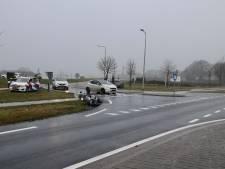 Scooterrijder gewond door botsing met auto in Milsbeek