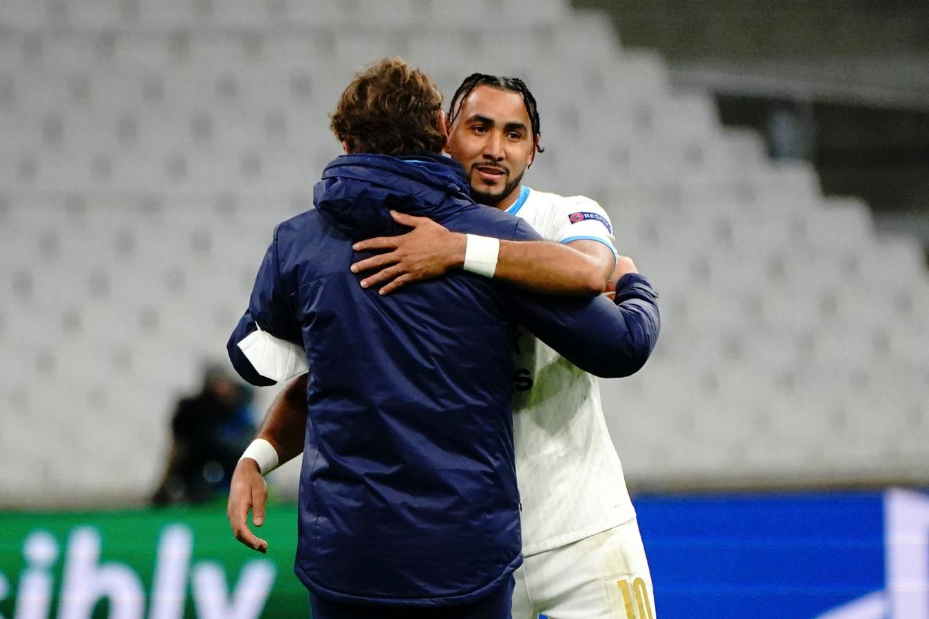 Les deux penaltys transformés par Dimitri Payet permettent à Marseille de stopper l'hémorragie.