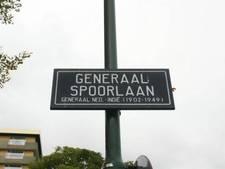 'Straatnaam moet wijzigen: Generaal Spoor was moordenaar'