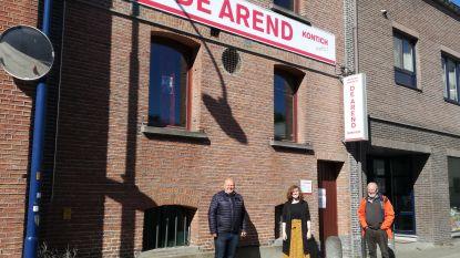Seniorenlokaal De Arend nu zichtbaarder in het straatbeeld