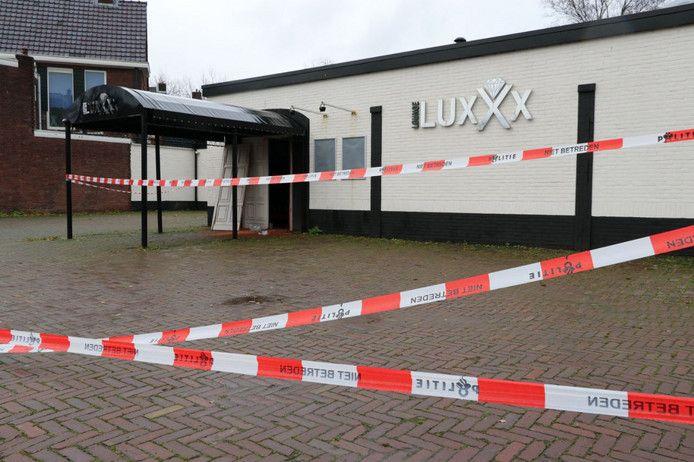 In november 2017, twee maanden na de nachtelijke beschieting, werd er brand gesticht bij LuxXx Loungebar aan de Brinkstraat.