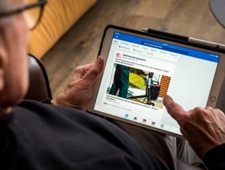 Vijf procent van Vlamingen gebruikte nog nooit internet