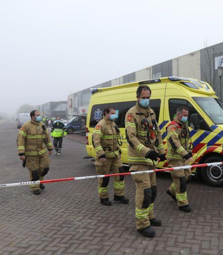 Politie over explosief bij teststraat Bovenkarspel: 'Zelf gefabriceerd voorwerp'